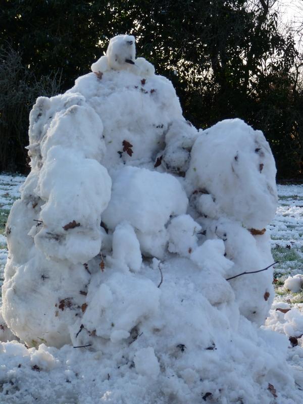 snow throne