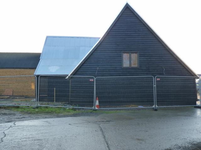 Barley Barn north end Dec 13