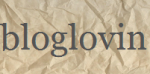 bloglovin contact button
