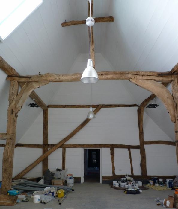 The Barley Barn, Great Slamseys