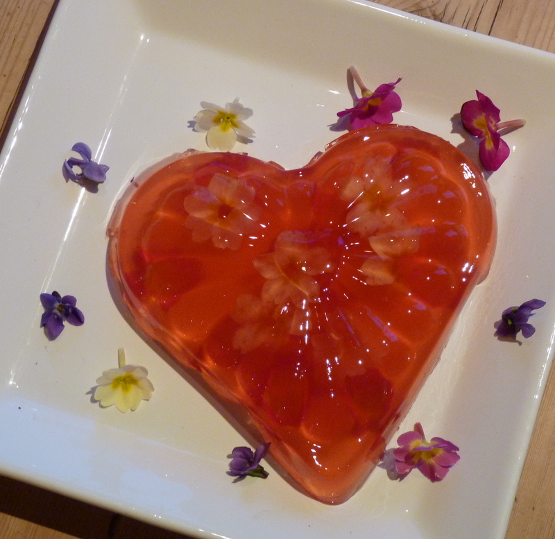 rose jelly