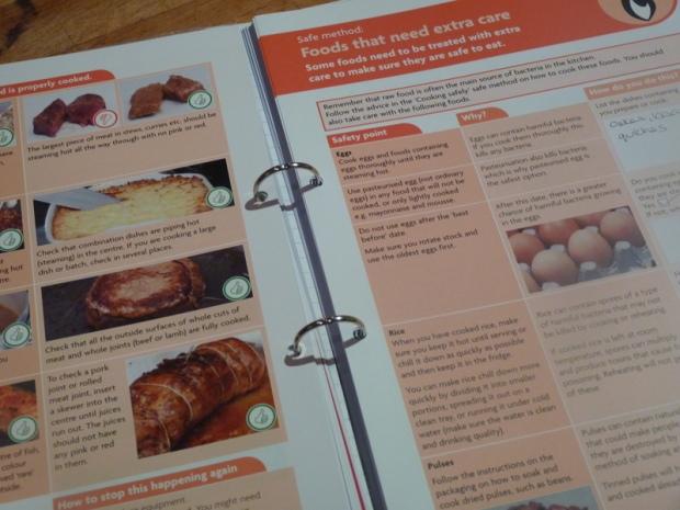 safe food practice