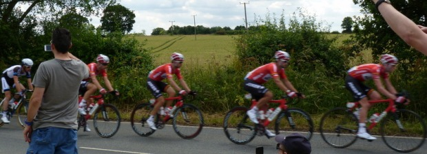 Tour de France at Frenches Green-