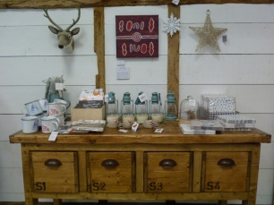 homewares in the Barley Barn