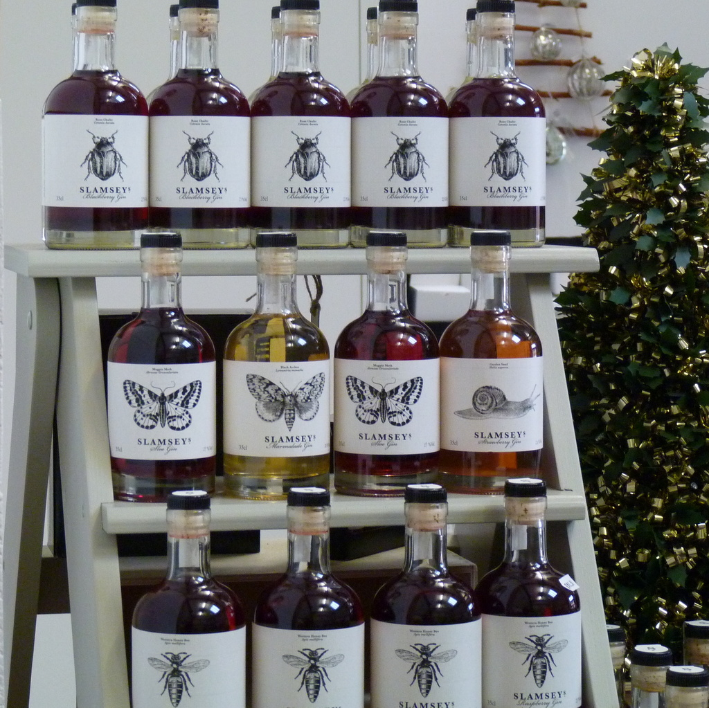 slamseys gin for christmas