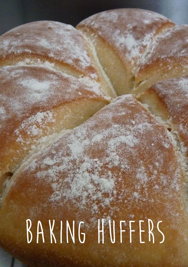baking Essex huffers