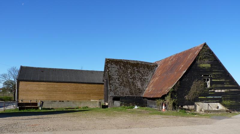 The Barley Barn pre renovation