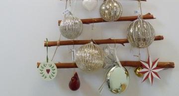 twiggy Christmas tree