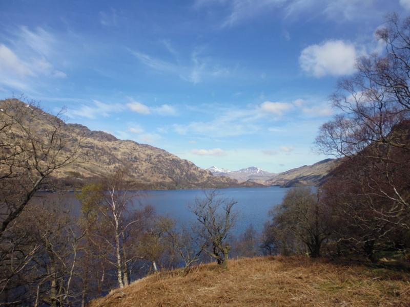 West Highland Way Loch Lomond