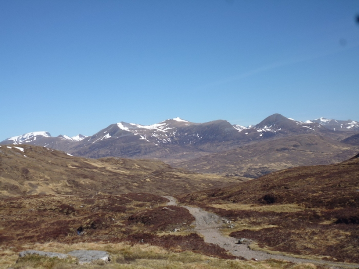 West Highland Way, Devils Staircase