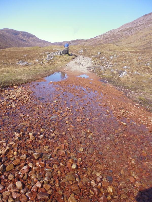 West Highland Way Glen Nevis
