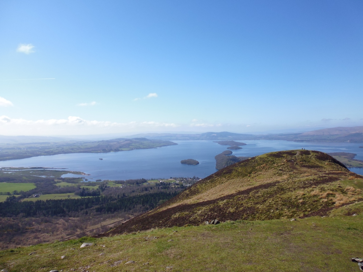 from Conic Hill Day 3