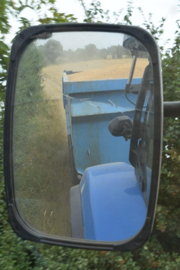 farm24 full load of wheat