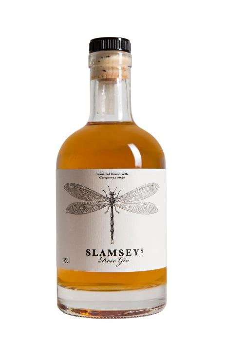 Slamseys Rose Gin