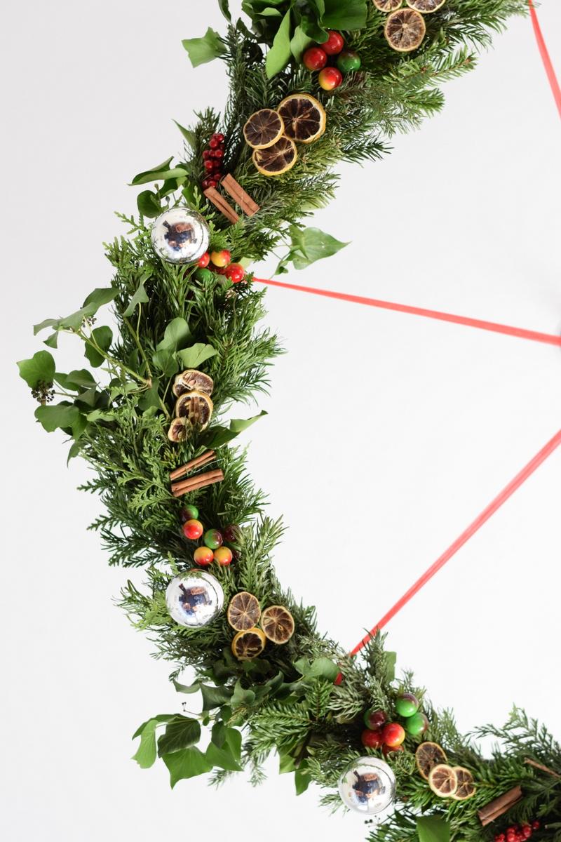 hanging Christmas decoration