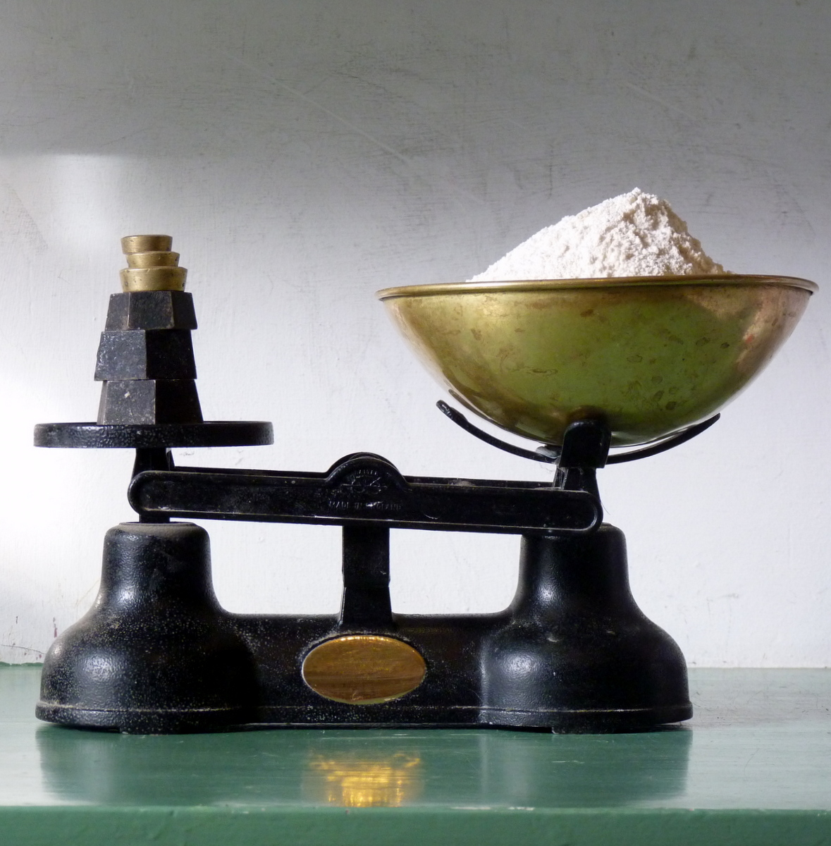 baking scales