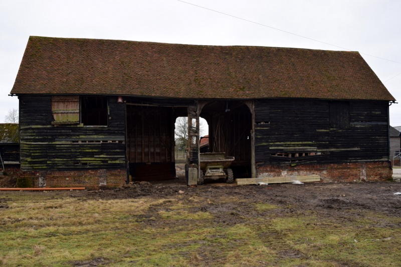 Slamseys Hay Barn