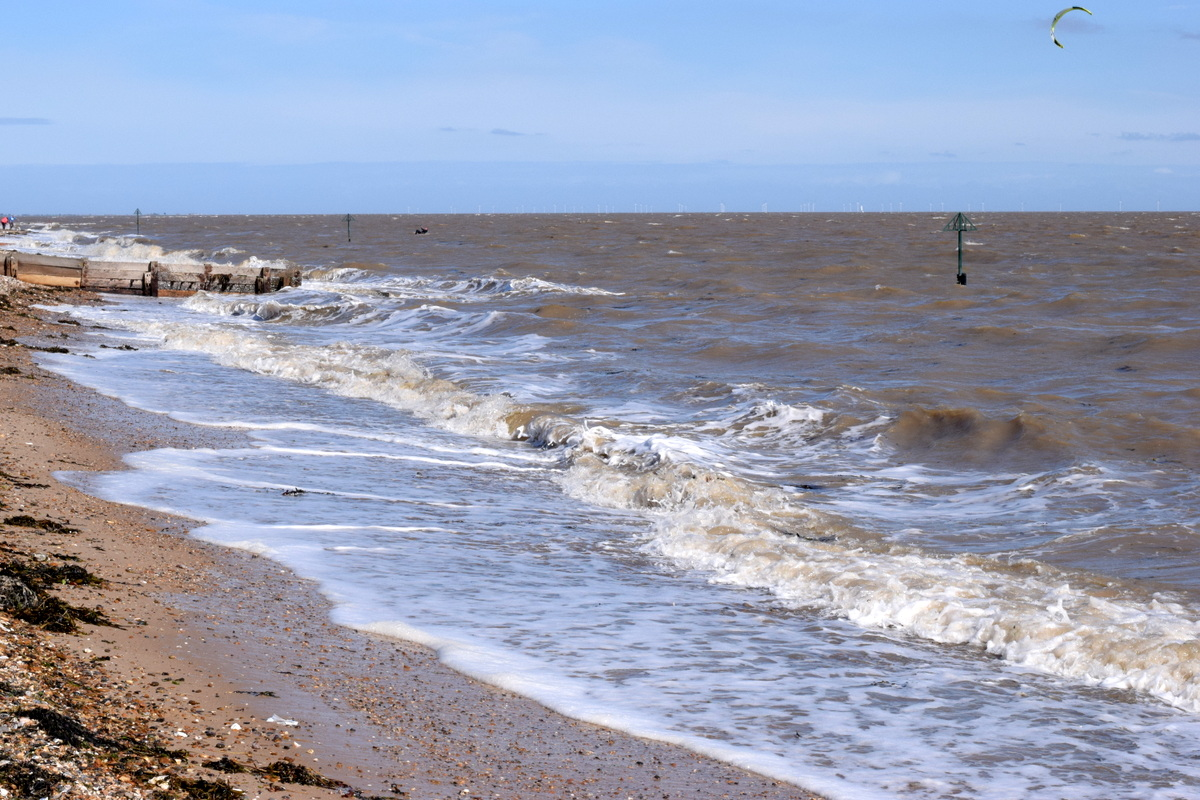 West Mersea seaside